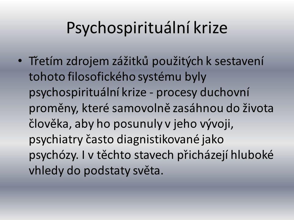 Psychospirituální krize