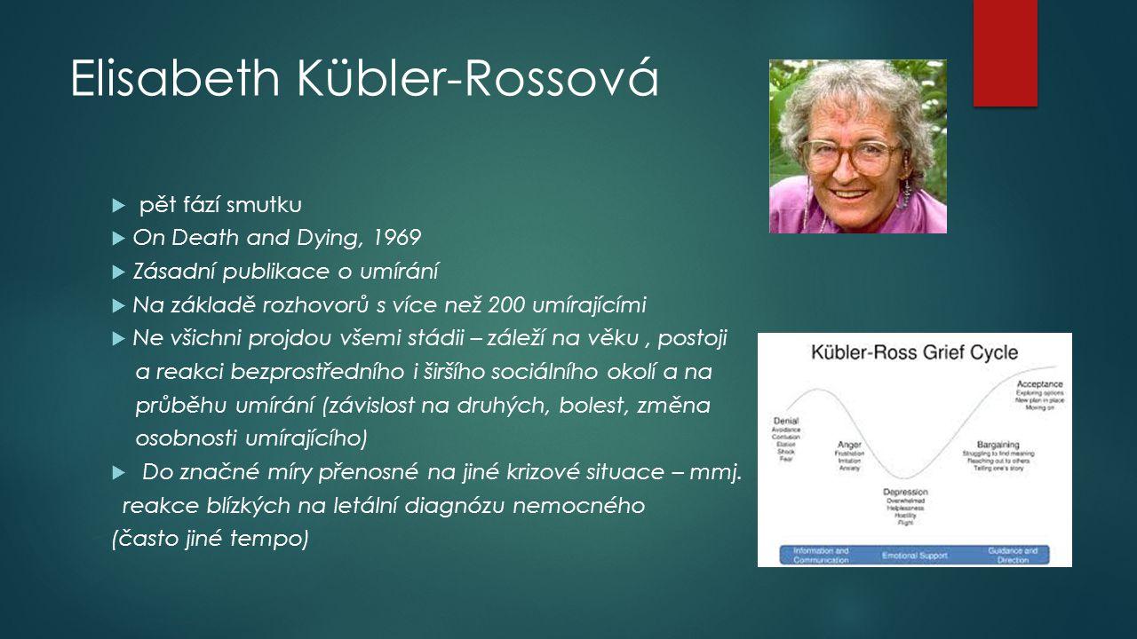 Elisabeth Kübler-Rossová