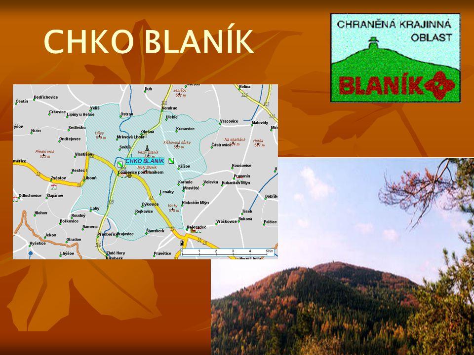 CHKO BLANÍK