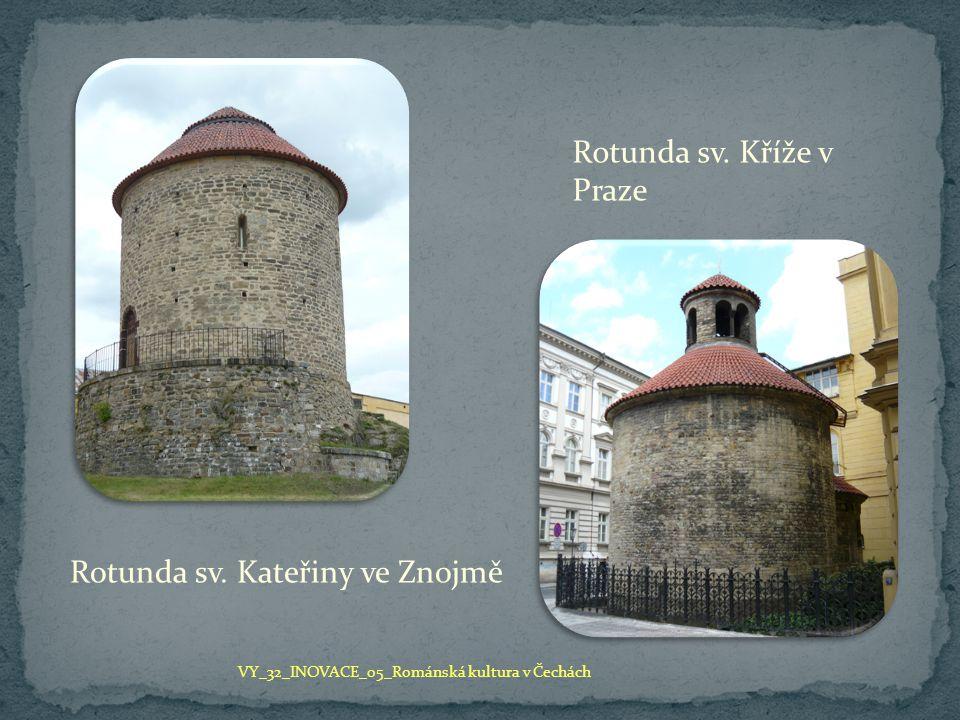 Rotunda sv. Kříže v Praze
