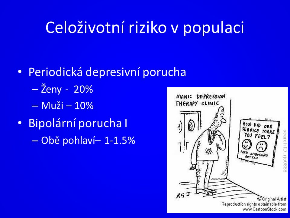Celoživotní riziko v populaci
