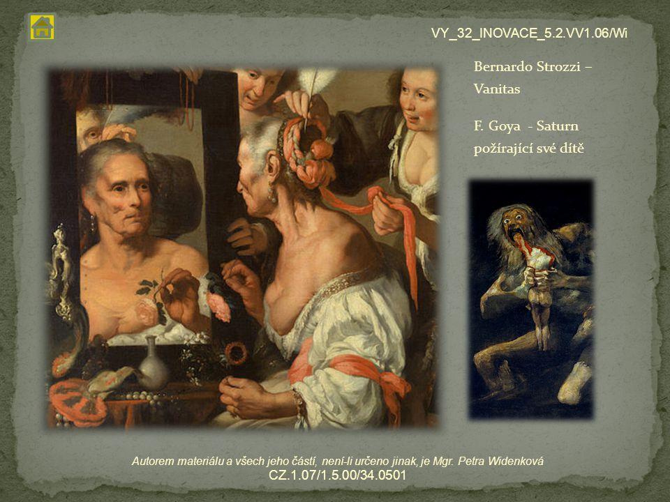 Bernardo Strozzi – Vanitas