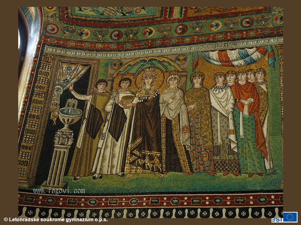 Byzantský císař Justinián I