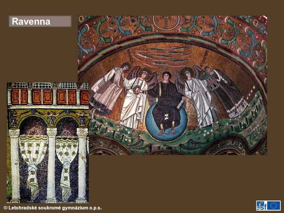 Ravenna Mozaiky v Ravenně