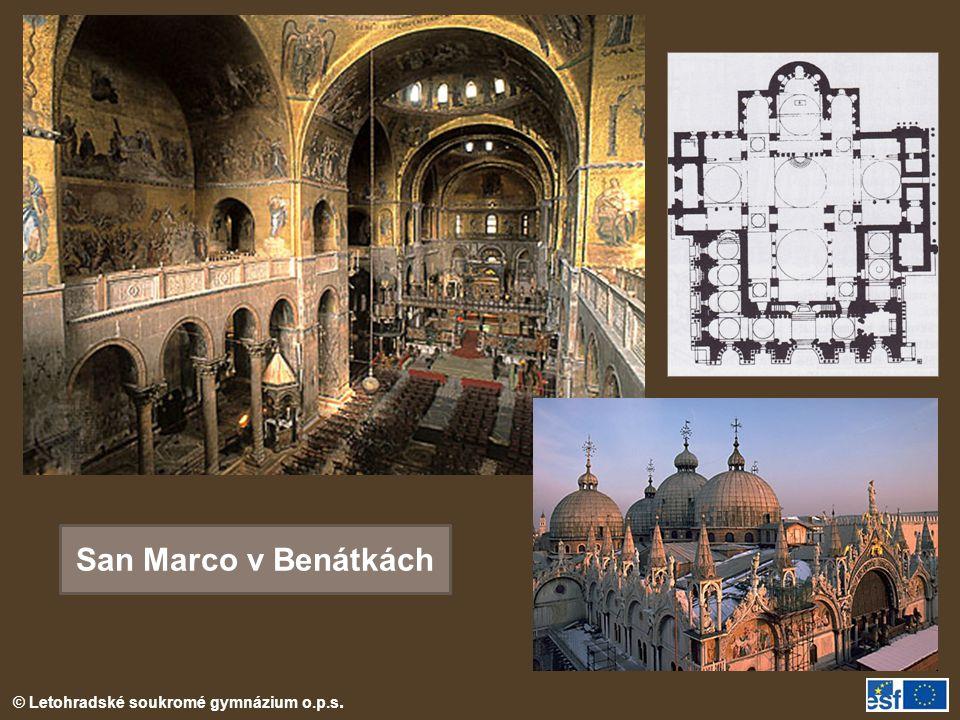 San Marco v Benátkách