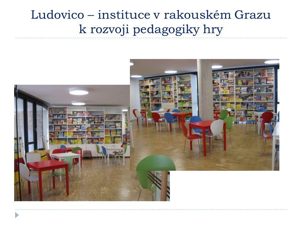 Ludovico – instituce v rakouském Grazu k rozvoji pedagogiky hry