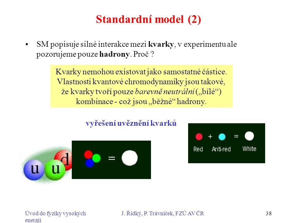 vyřešení uvěznění kvarků