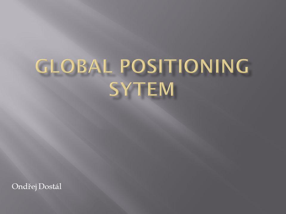 Global Positioning Sytem