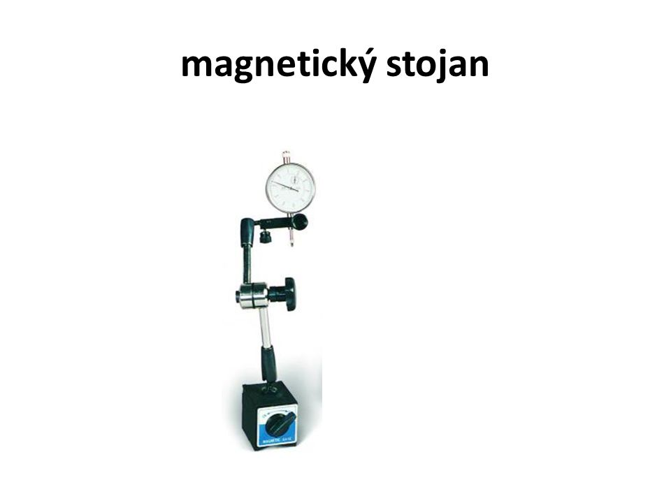 magnetický stojan