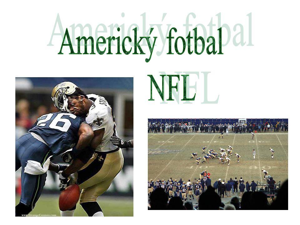 Americký fotbal NFL