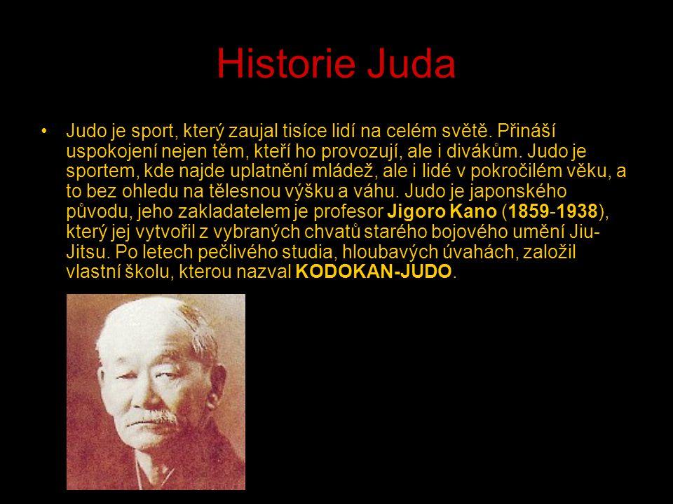 Historie Juda