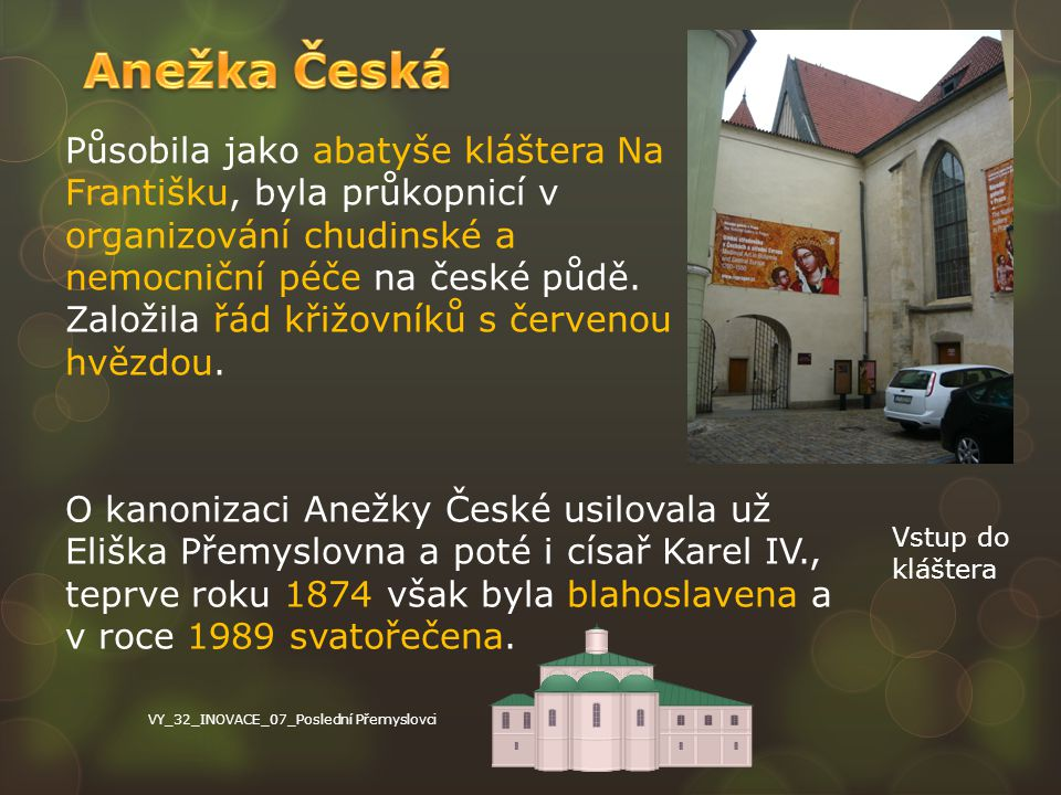 Anežka Česká