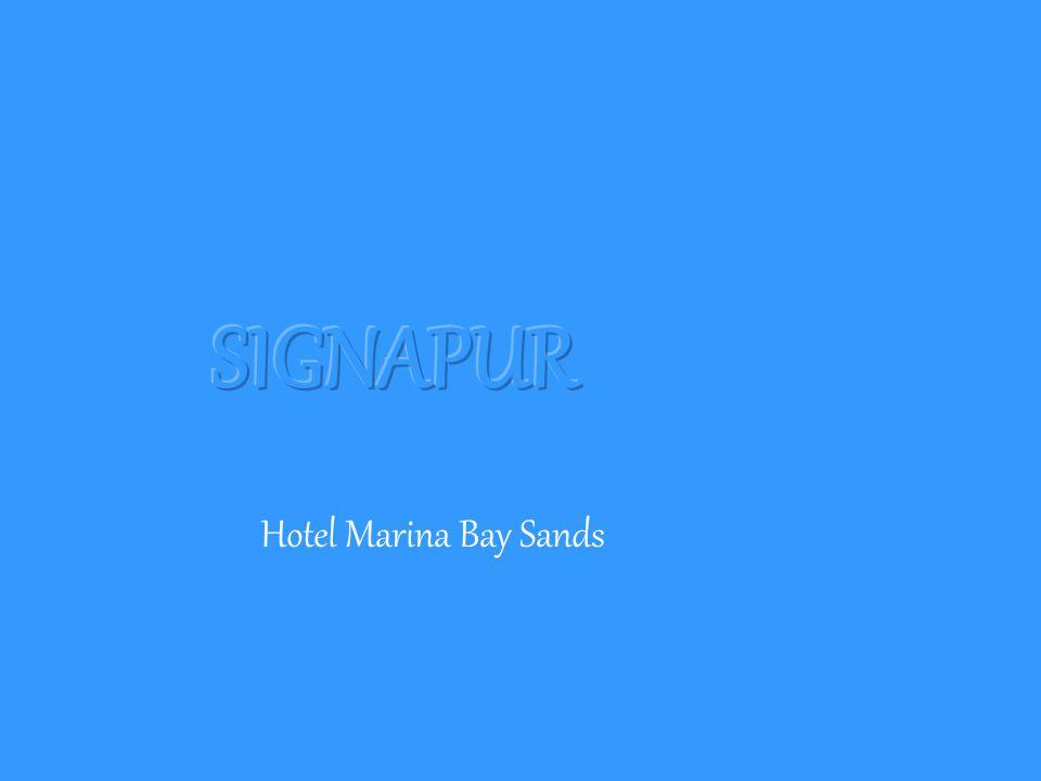 SIGNAPUR Hotel Marina Bay Sands