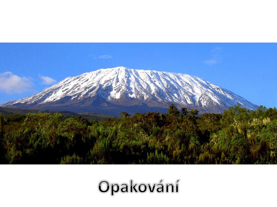 http://www.philippegatta.fr/kilimandjaro2.htm Opakování