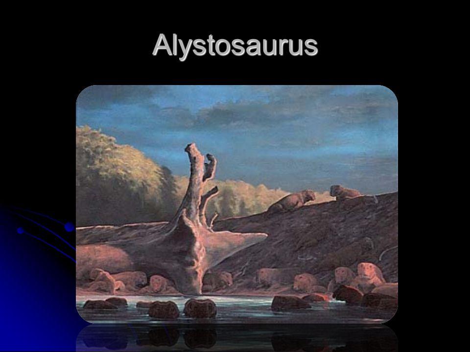 Alystosaurus