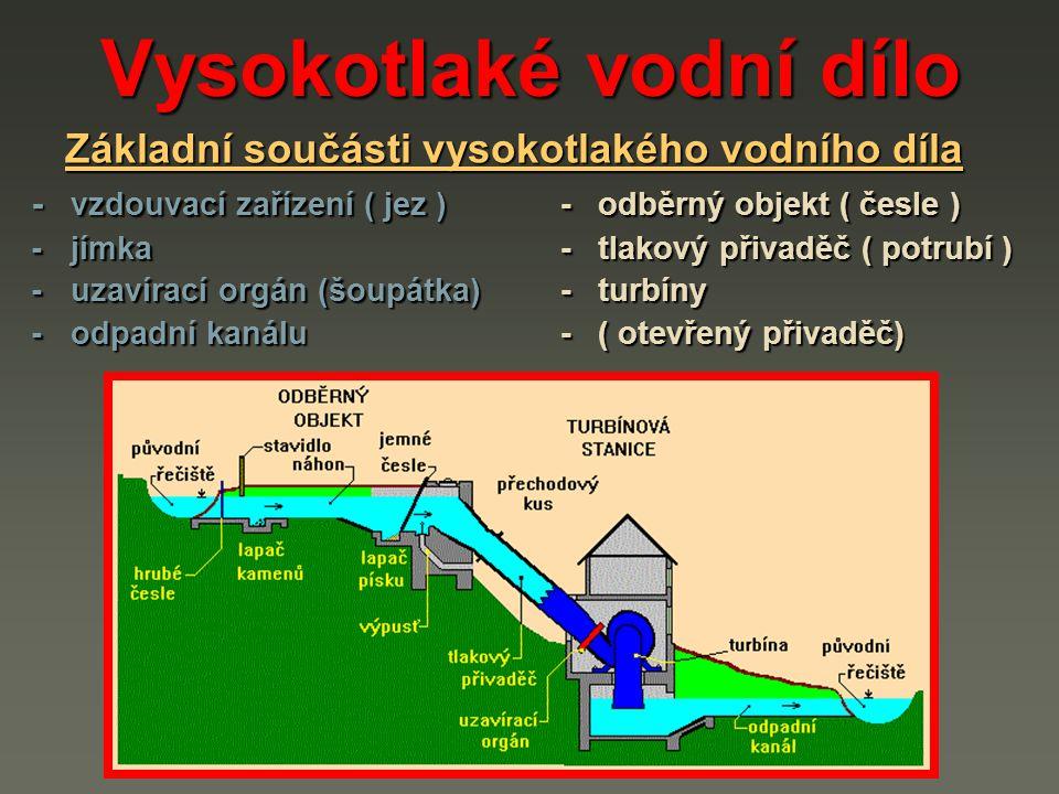 Vysokotlaké vodní dílo