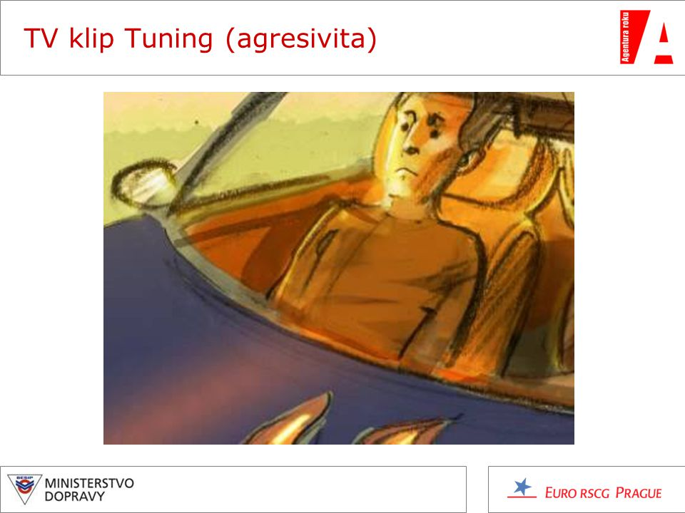 TV klip Tuning (agresivita)