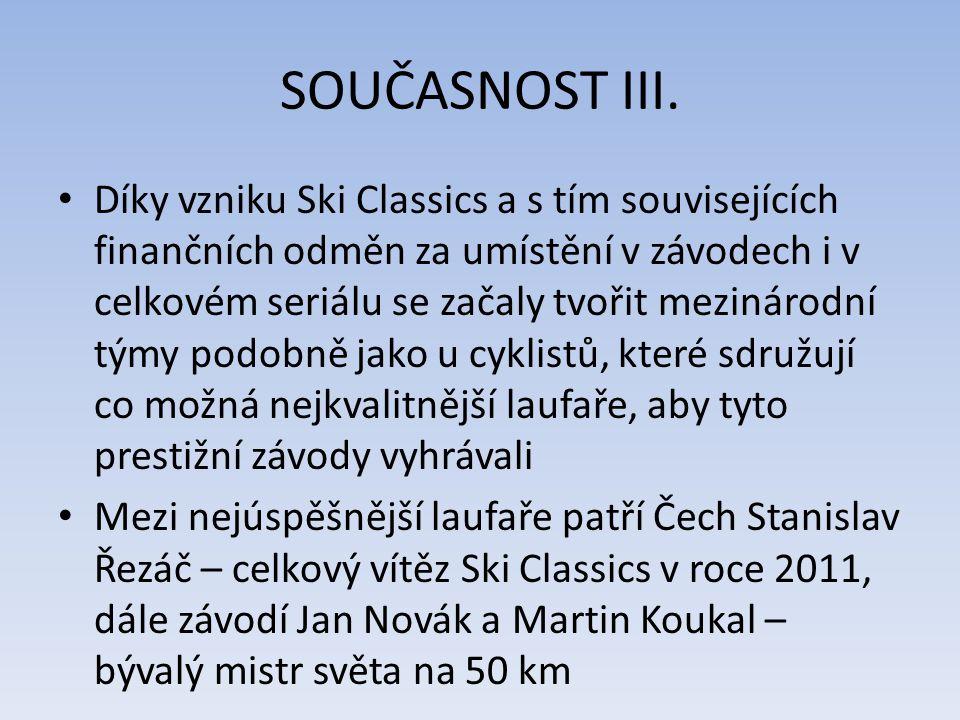 SOUČASNOST III.