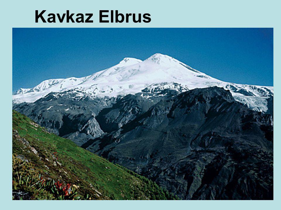 Kavkaz Elbrus
