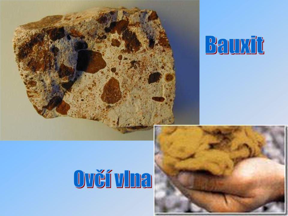 Bauxit Ovčí vlna