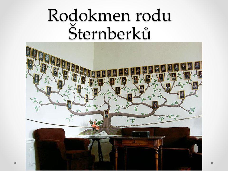 Rodokmen rodu Šternberků