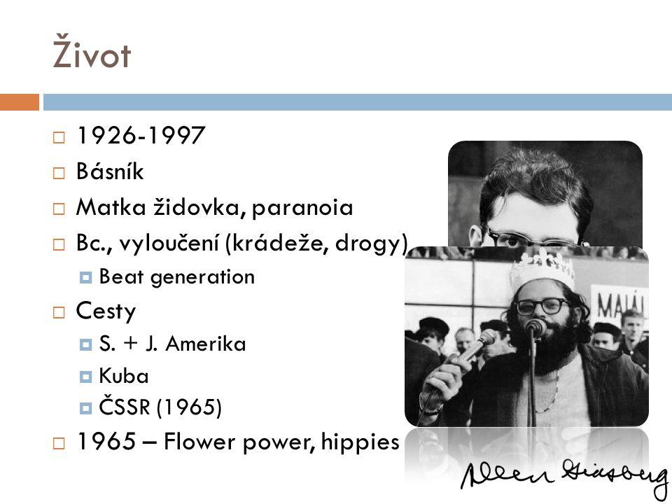 Život 1926-1997 Básník Matka židovka, paranoia