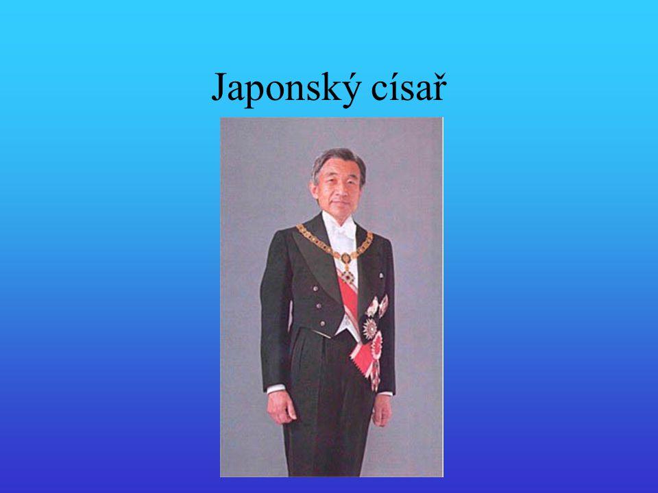 Japonský císař
