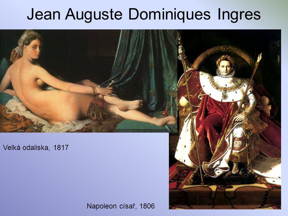 Jean Auguste Dominiques Ingres