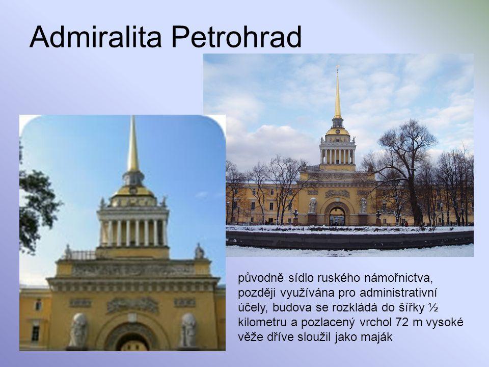 Admiralita Petrohrad