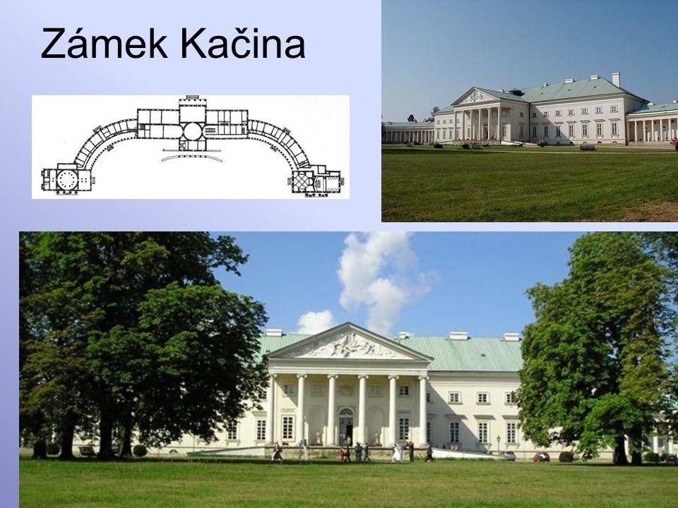 Zámek Kačina