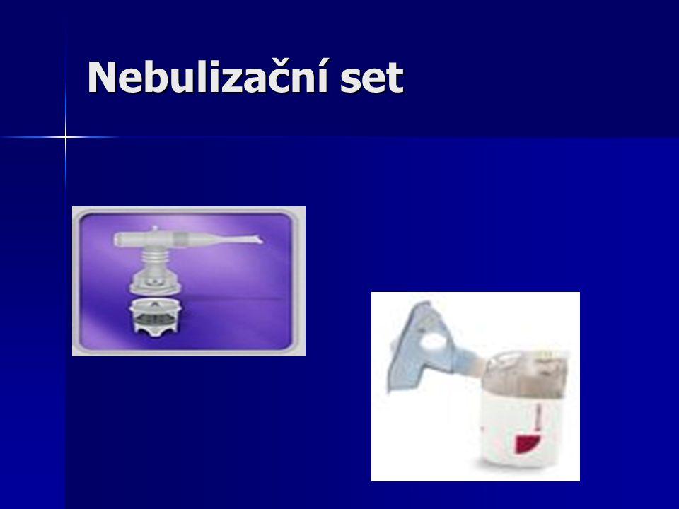 Nebulizační set
