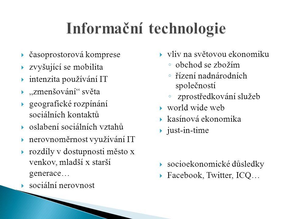Informační technologie