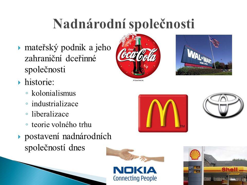 Nadnárodní společnosti