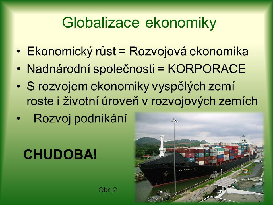 Globalizace ekonomiky