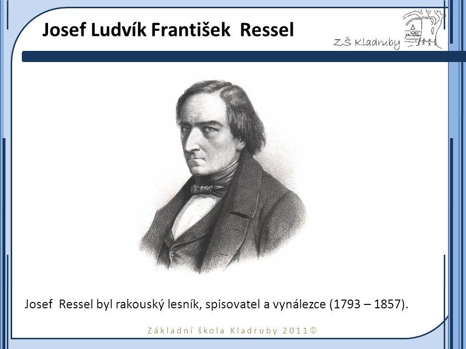 Josef Ludvík František Ressel