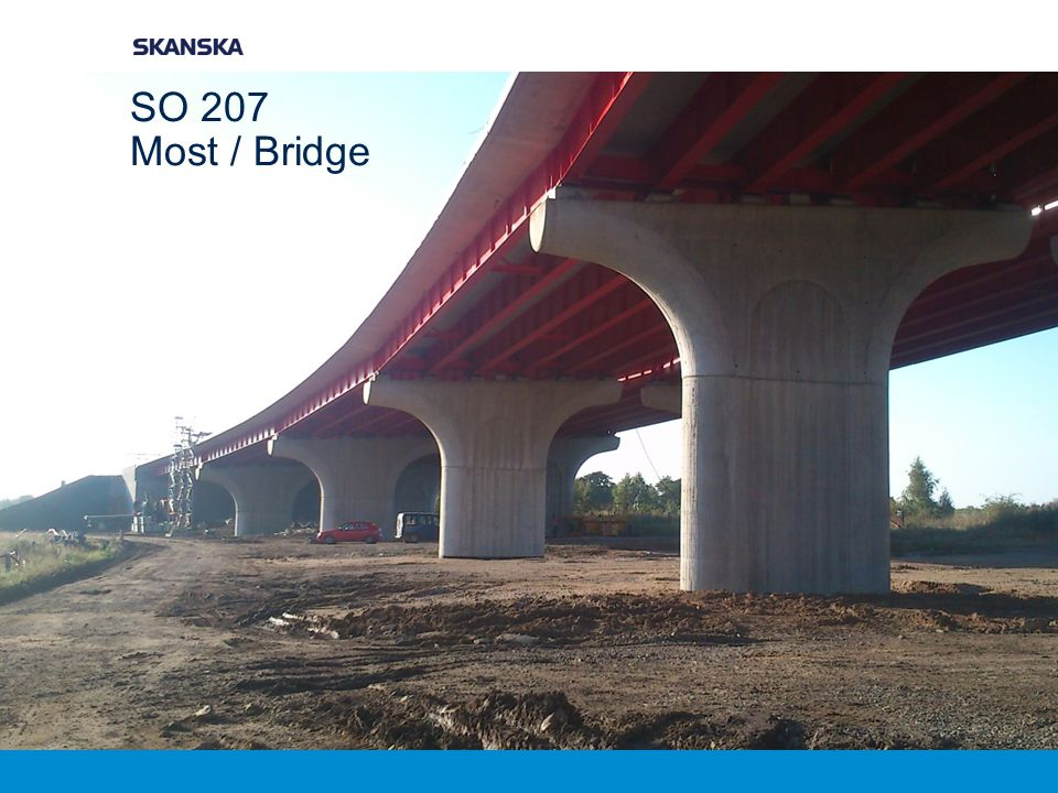 SO 207 Most / Bridge