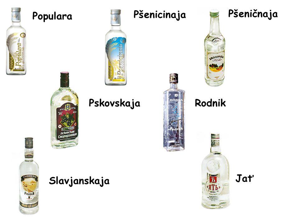 Pšenicinaja Pšeničnaja Populara Pskovskaja Rodnik Jať Slavjanskaja