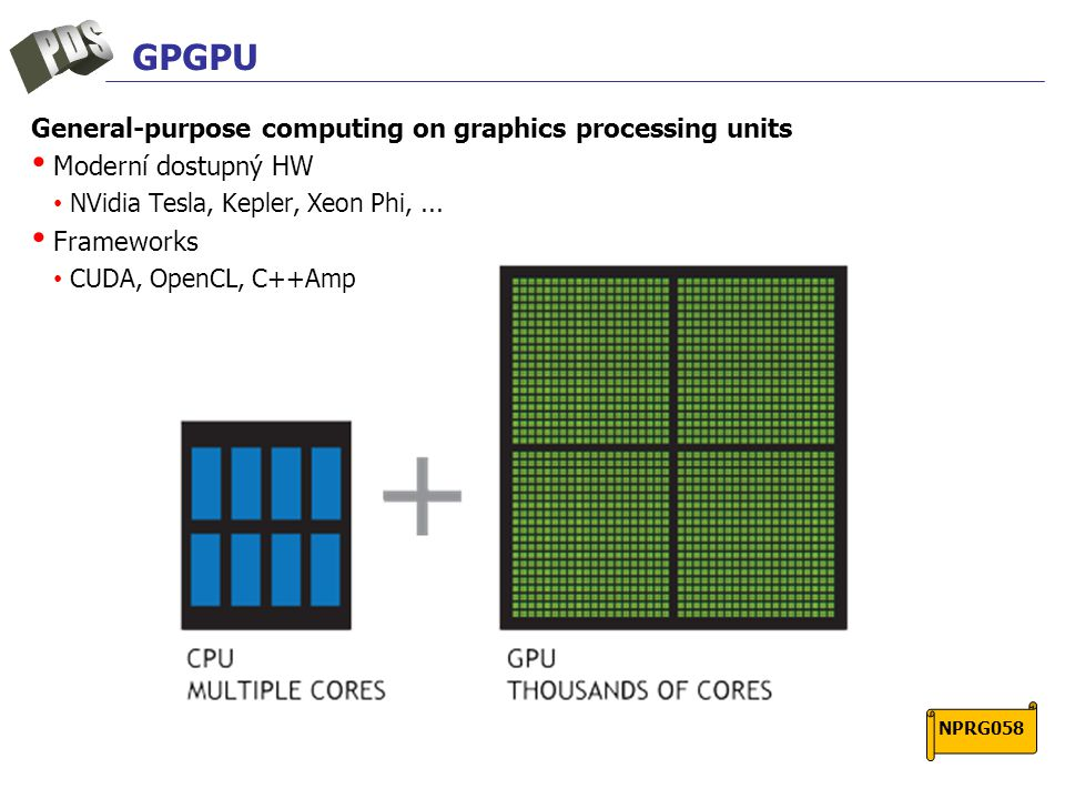 GPGPU General-purpose computing on graphics processing units