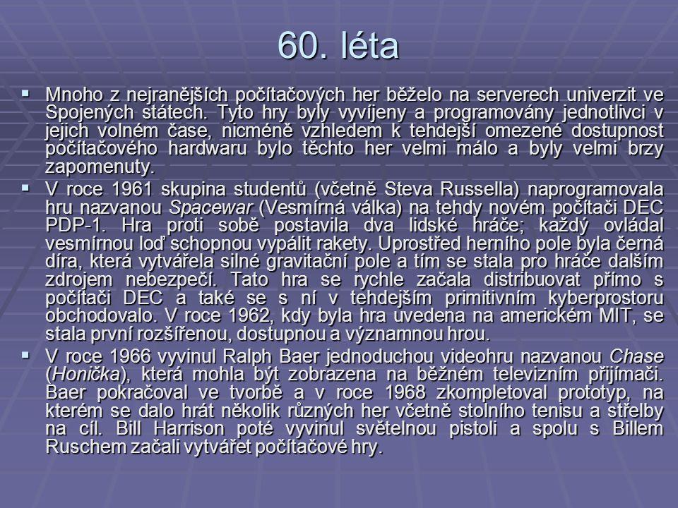 60. léta