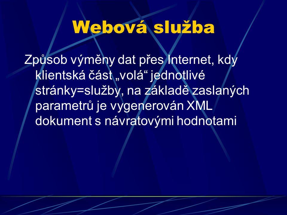 Webová služba