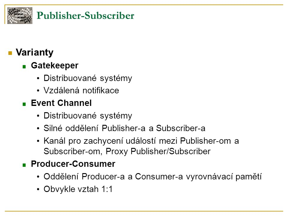 Publisher-Subscriber