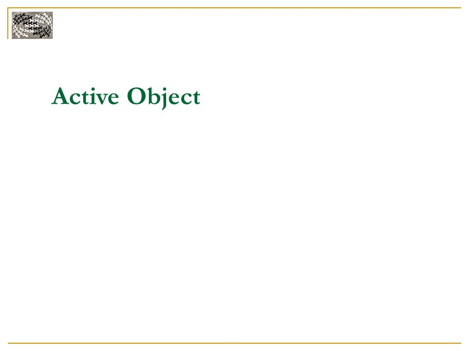 Active Object 99