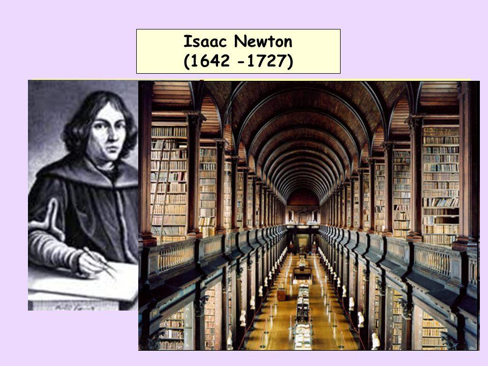Isaac Newton (1642 -1727) Od 10 let znovu bydlí s matkou. a s 3 nevlastními sourozenci. V 10 letech začíná navštěvovat základní školu.