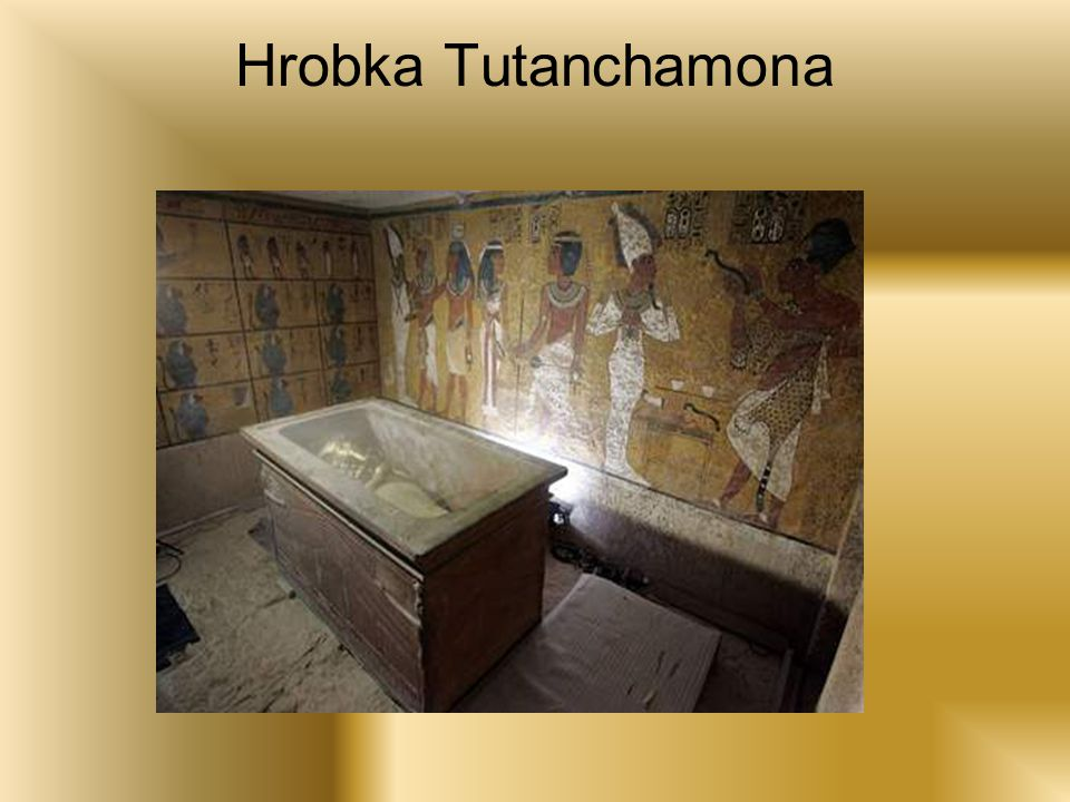 Hrobka Tutanchamona