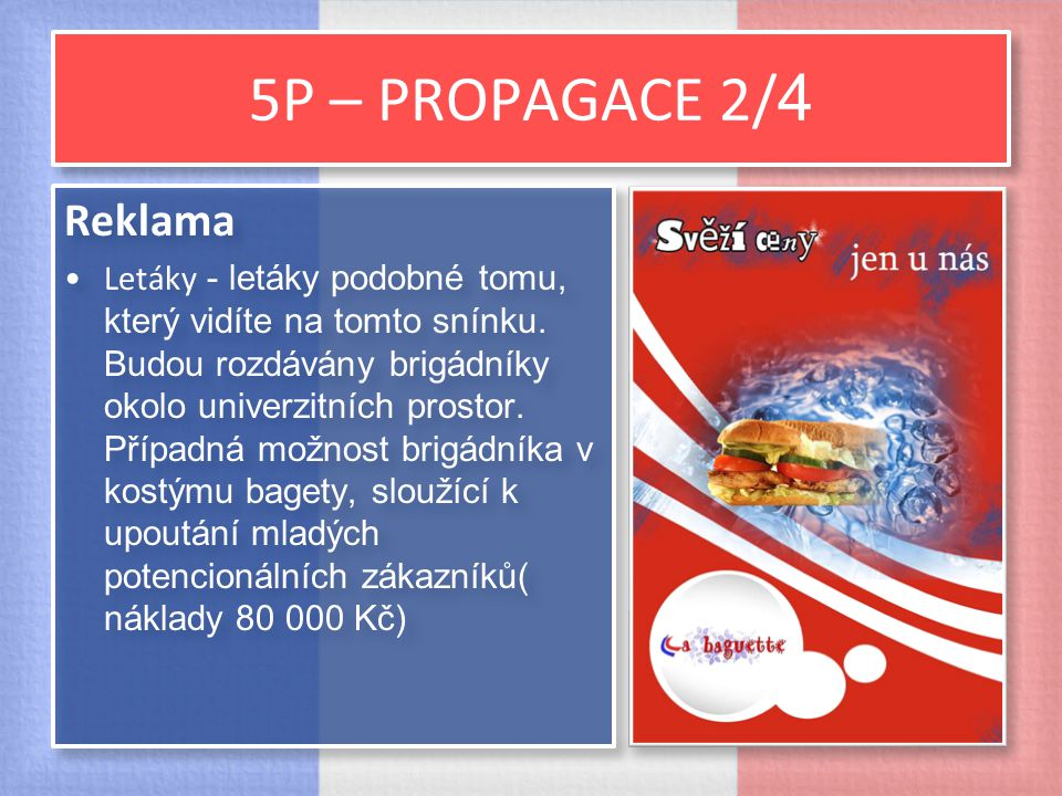 5P – PROPAGACE 2/4 Reklama.