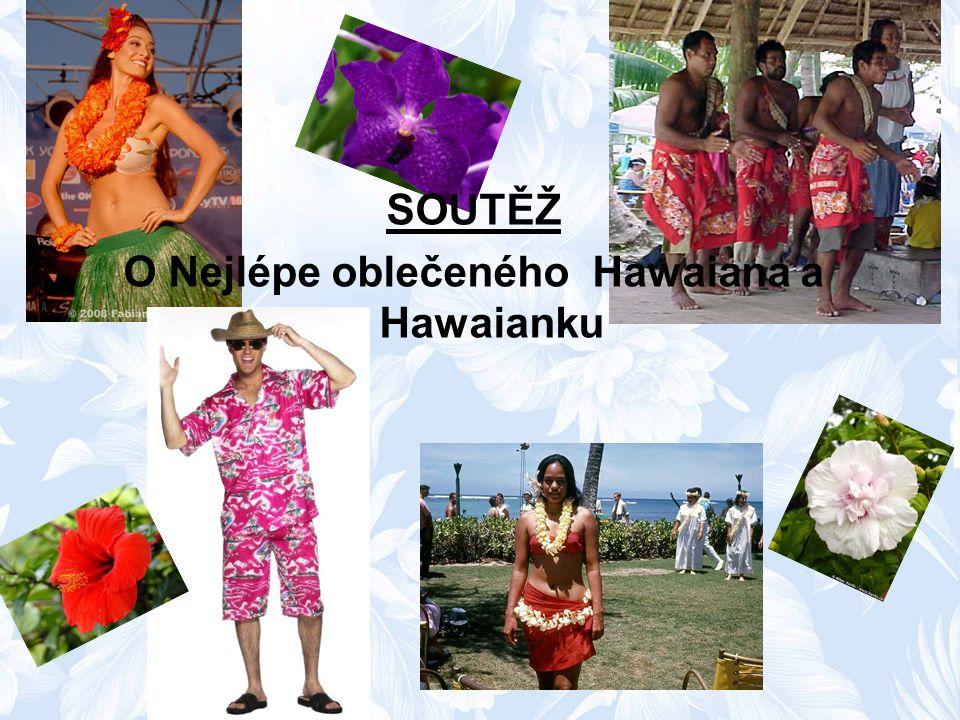 O Nejlépe oblečeného Hawaiana a Hawaianku