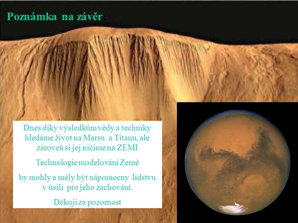 Technologie modelování Země