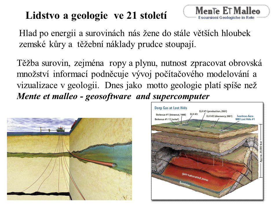 Lidstvo a geologie ve 21 století