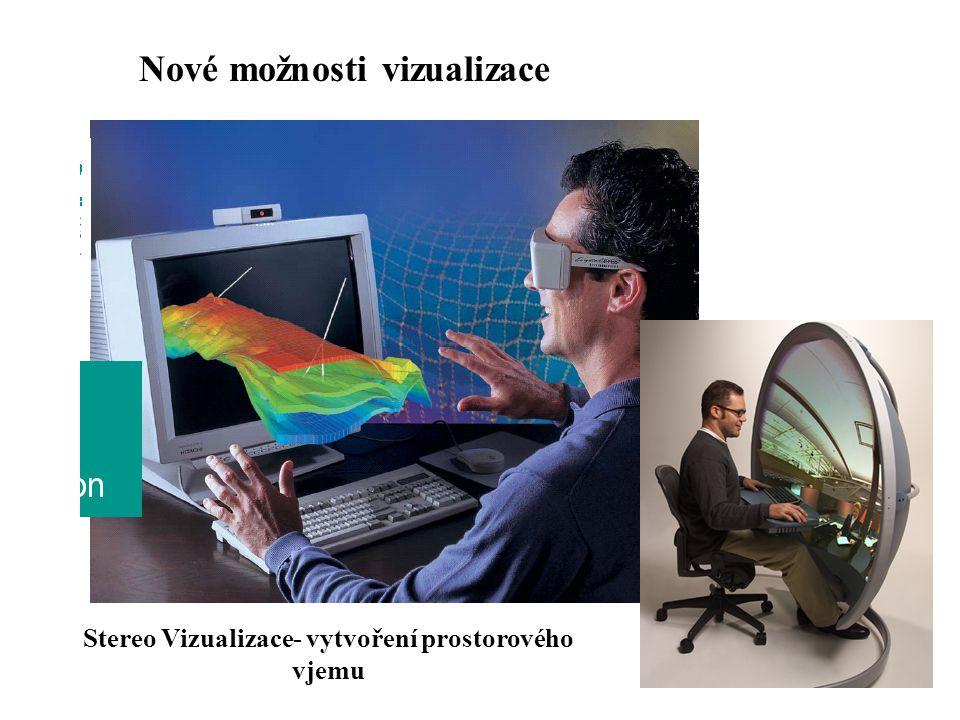 Nové možnosti vizualizace