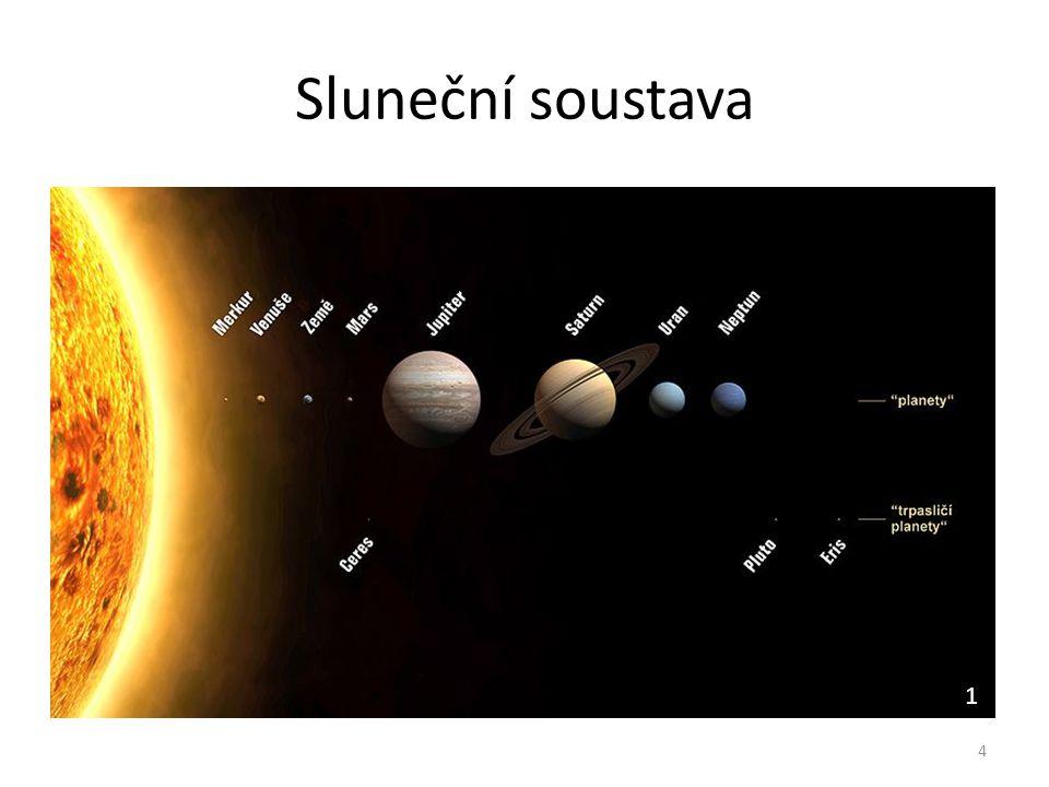 Sluneční soustava 1
